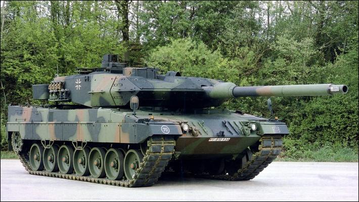 Main Battle Tank - Leopard 2