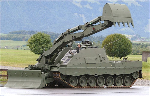 Main Battle Tank Leopard 2
