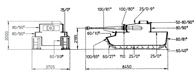 Panzerkampfwagen Tiger I Ausf E Armour Problem Heavy Tanks World Of Tanks Official Forum