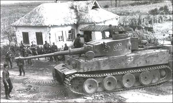Tiger Tank Battalions during WWII - Page 2